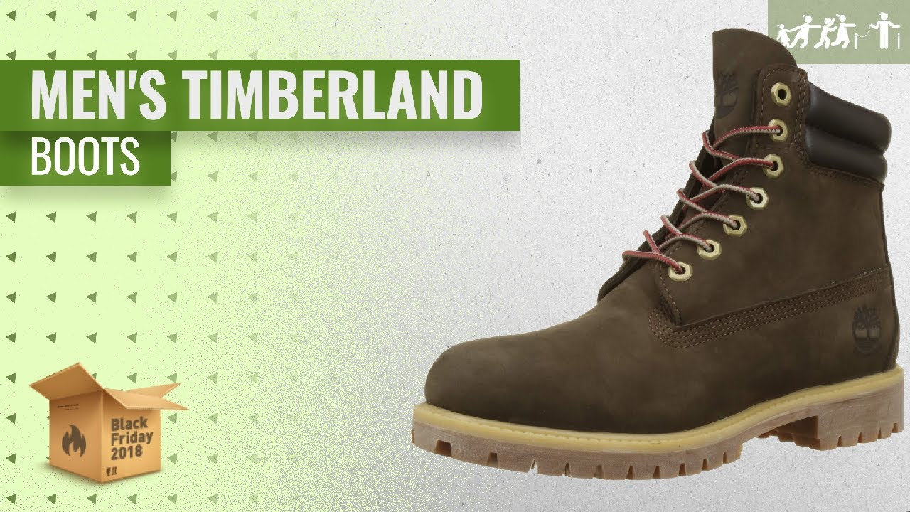 33% Off Timberland Boots Black Friday Cyber Monday 2018 | Black Friday 2018
