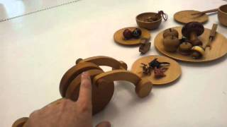 Wooden Toy Design