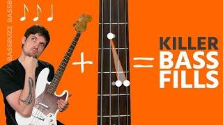 3 Steps to KiĮler Bass Fills (for Beginners)