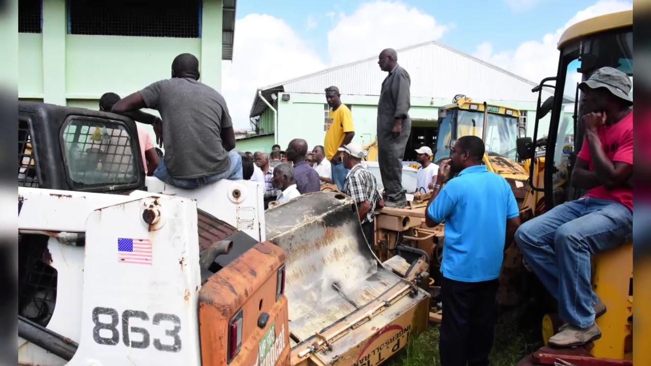 Nation Update: MTW auctions old equipment - Dauer: 31 Sekunden