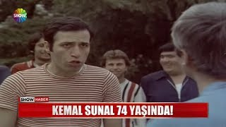 Kemal Sunal 74 yaşında!