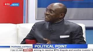 Political Point:Our political terrain