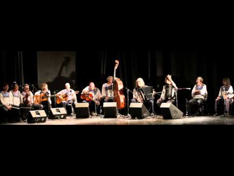Jerusalem Folklore Ensemble Ladino - Instrumental - להקת הסט