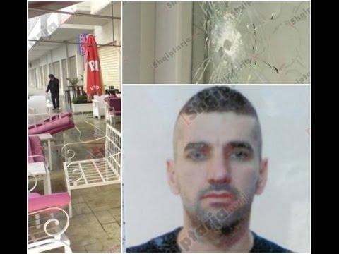 Report TV - Vrasja në Vlorë, kamerat e lokalit fiksuan autorët, viktima u shkoi në tavolinë