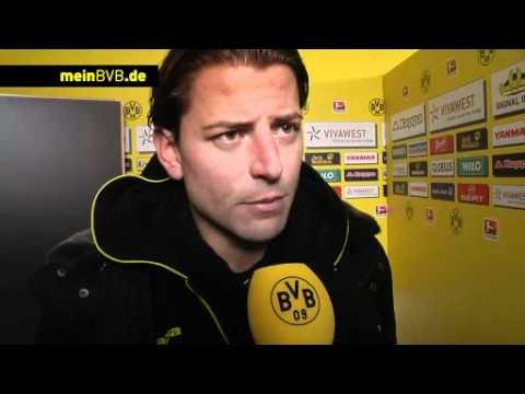 BVB - Bayer Leverkusen: Interview mit Roman Weidenfeller
