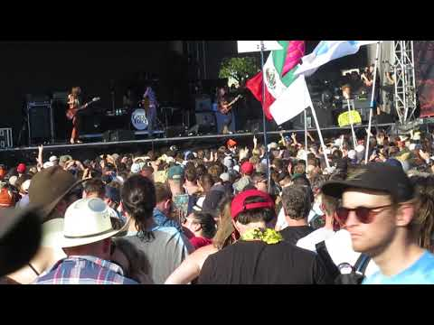 Greta Van Fleet 'Black Smoke Rising' live ACL Festival 10/5/18