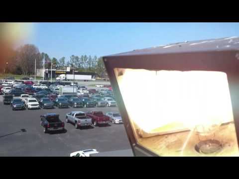 Metal Halide Fixtures - Repair Date Labels, Sealing and misc... Hertrich Chevrolet of Easton MD