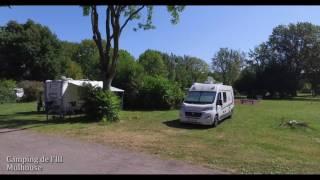 Camping de l'ill Mulhouse