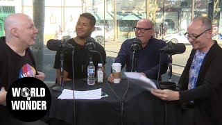 'Unreal''s Jeffrey Bowyer-Chapman Joins Us for the WOW Report on Radio Andy!