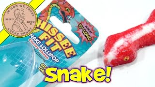 Hissee Fit Snake Candy Lollipop - I Have A Hissee!