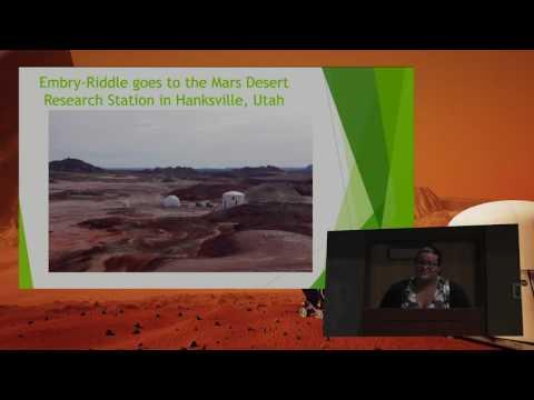 Constanza Cuneo - Hydroponics - 19th Annual International Mars Society Convention