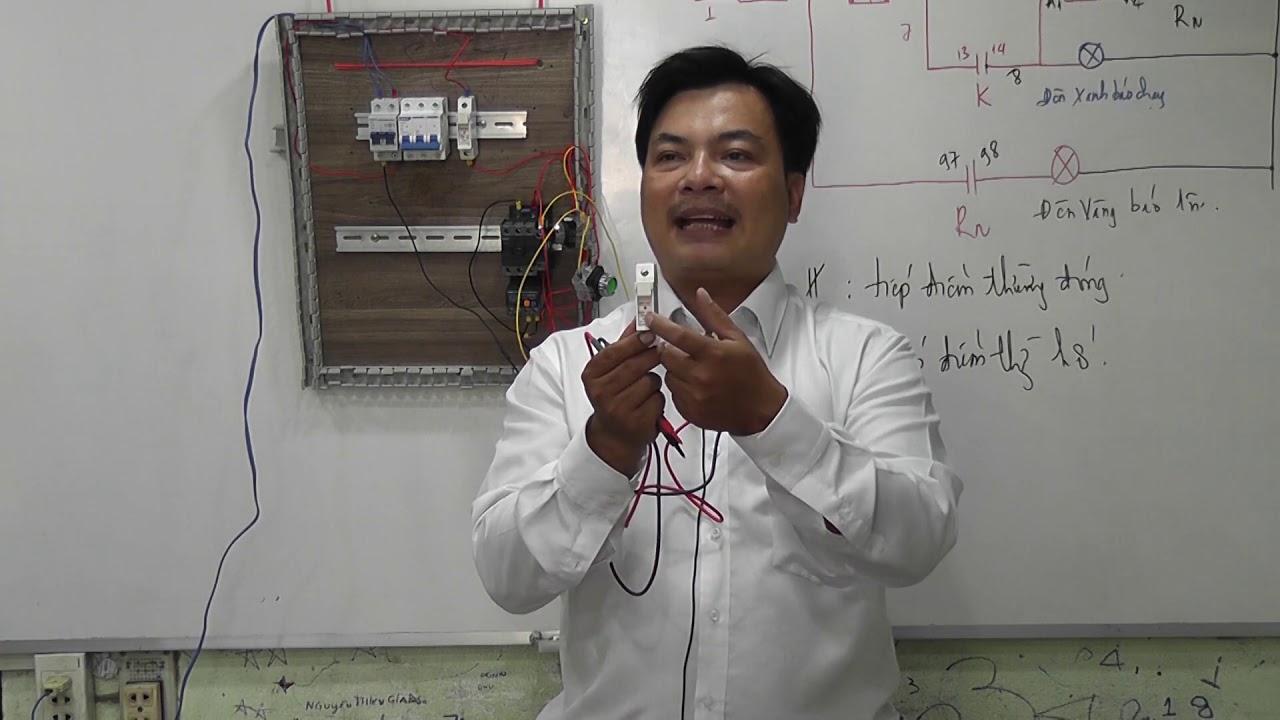 BÀI 1. HỌC ĐIỆN CÔNG NGHIỆP CĂN BẢN NHẤT |Kỹ Thuật Thi Công Cơ Điện MECHANICAL ENGINEERING