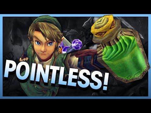 Zelda: Twilight Princess' most POINTLESS Item - Hyrule Highlights