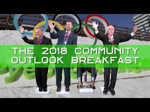 The 2018 Community Outlook Breakfast