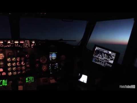 Cockpit Scenes - Boeing 737 Classic