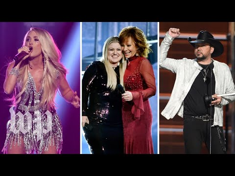 Highlights from the 2018 ACM Awards