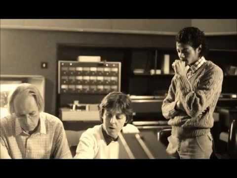 The Girl Is Mine ~ The Man / Paul McCartney & Michael Jackson
