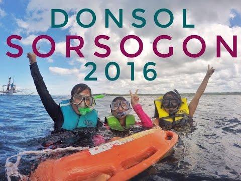 Bicolandia 2016: DAY 3 Donsol, Sorsogon (Watch in HD)