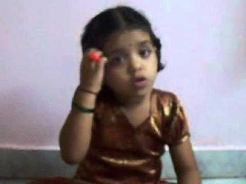 Kusina kandira song by Poorvi Ashrit