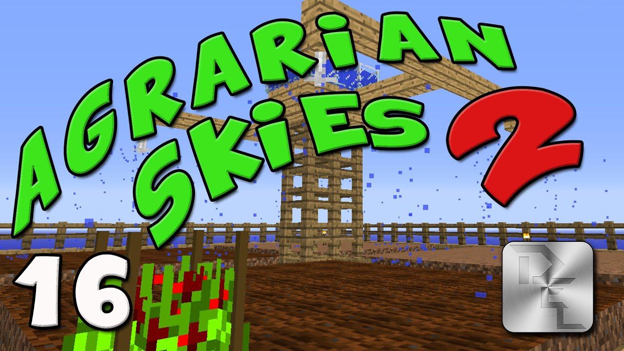 Redstodendron Seeds - Agrarian Skies 2 - Episode 16