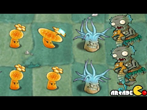 Plants Vs Zombies 2: NEW Plant New World Dragon King of the East Sea Part 3