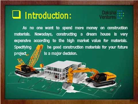 Tips To Buy Construction Materials in Bangalore
