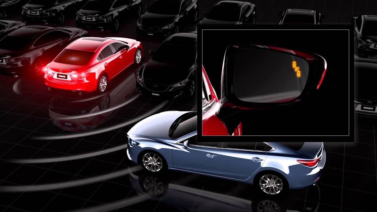 Mazda 3 Owners Manual: i-ACTIVSENSE