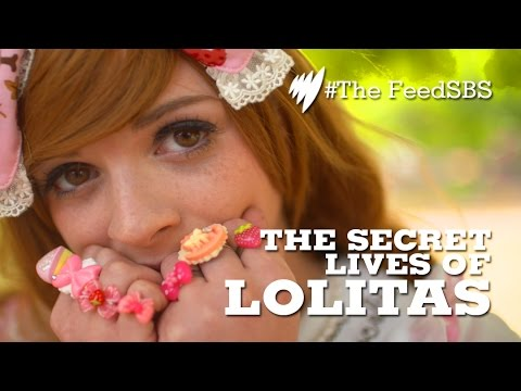Lolitas: Japanese Subculture Of Doll Costumes