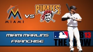 MLB 13 The Show Franchise Mode: Miami Marlins - Craziest Game Ever, Yasiel Puig [Y1G113 EP7]