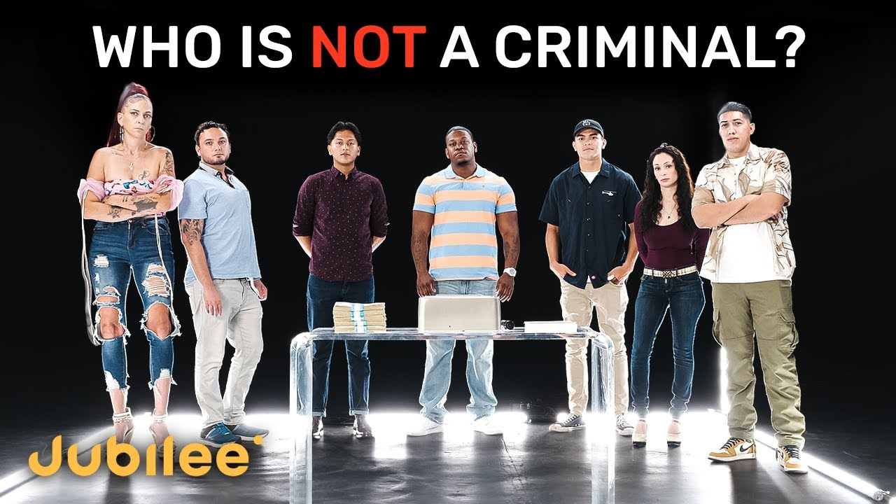 Download 6 Criminals vs 1 Undercover Cop | Odd One Out