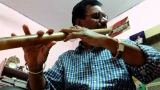 Hero Flute Dhun on Rag Mishra Shivranjani played by Ravidas Gone