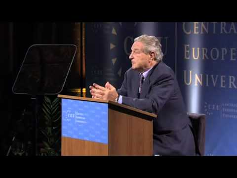 George Soros Lecture Series  Financial Markets