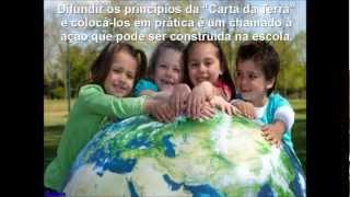 Regulamento do Concurso A Carta da Terra do Centro Educacional Leonardo da Vinci