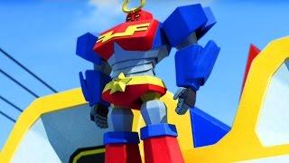 Супер Крылья: Джетт и его друзья - 16 серия - Мультик про самолеты трансформеры на русском