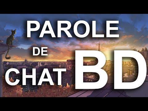PAROLE DE CHAT - BD