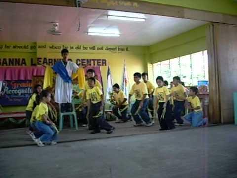 david team at hosanna learning center