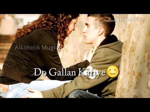 LETS TALK ( DO GALLAN ) GARRY SANDHU NEW WHATSAPP STATUS