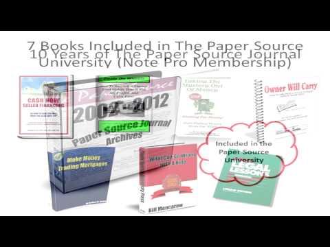 Invoice Factoring - The Paper Soure University