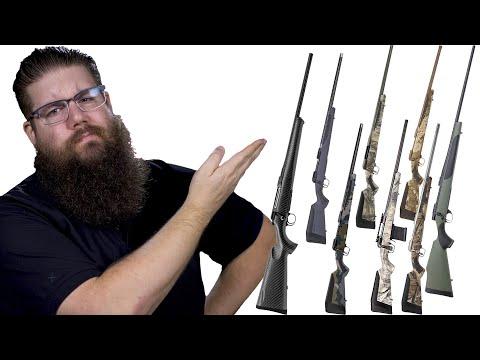 How Light Can Rifles Get?! - TGC News!