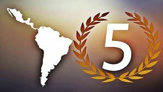 Las 5 futuras potencias de Latinoamerica