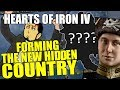 Hearts Of Iron 4: Forming THE NEW SECRET COUNTRY - Waking The Tiger