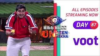 Bigg Boss S12 – Day 87 – Watch Unseen Undekha Clip Exclusively on Voot