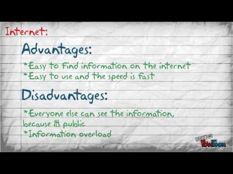 The Internet and Intranets