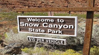 SNOW CANYON STATE PARK ST. GEORGE, IVINS, UTAH USA