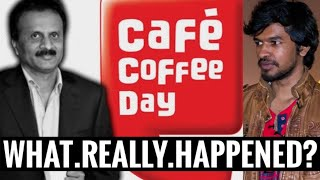 Cafe Coffee Day Owner Explained | Tamil | V G Siddhartha