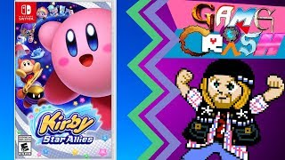 GAME & CRASH!: Kirby Star Allies (Switch) || The Rock Critic