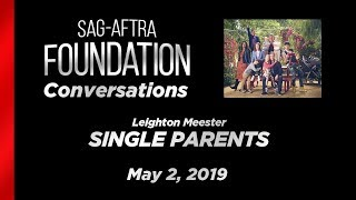 Conversations with Leighton Meester of SINGLE PARENTS