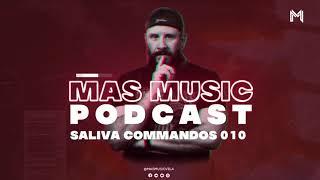 Mas Music Podcast 010   Mixed By Saliva Commandos #AfroHouse2021