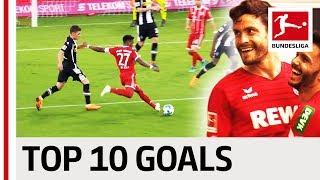 Best defender goals 2017/18 - hummels, hector, alaba & more