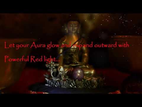 Stone 7 Chakra Buddha~4 hr Meditation w/Singing Bowls